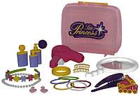 """Набор аксессуаров для красоты  """"Маленькая принцесса"""" №2 (в чемоданчике) POLESIE 47311"""