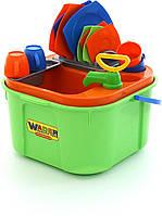 """Набор """"Мини-посудомойка"""" (в коробке) Wader POLESIE 42002"""