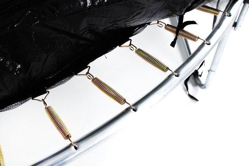 1e6ec965d893b6 ... Батут SkyJump 404 см (13 Ft) с защитной сеткой и лестницей, фото 3 ...