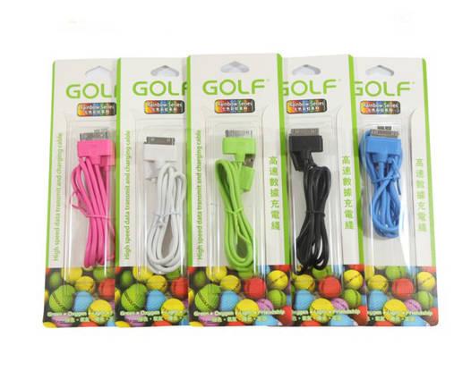 USB кабель GOLF IPHONE 4 GC-01A FAST 1.5m