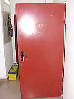 Перетажка двери от застройщика.