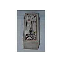 Шкатулка для чайных пакетиков. деревянная