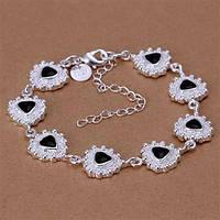 Оригинальный браслет  -серебро