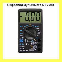 Цифровой мультиметр DT 700D!Акция