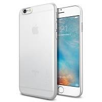 Чехол Spigen для iPhone 6S/6 Air Skin, Soft Clear, фото 1