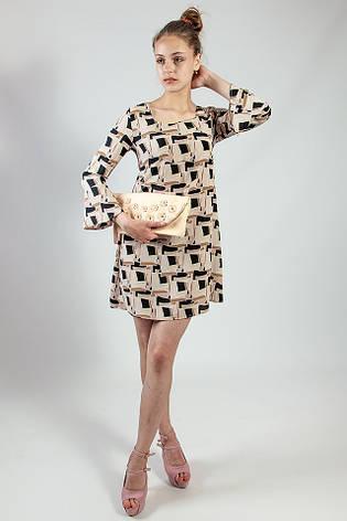 Платье женское летнее короткое цветное  Rinascimento, фото 2