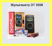 Мультиметр DT 9208 цифровой!Акция