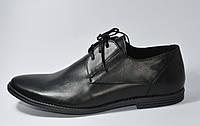 Мужские кожаные туфли 393