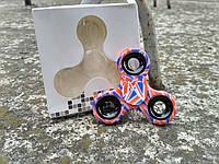 British flag Fidget Spinners спиннер с битанским флагом
