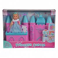 """Кукольный набор Эви """"Замок Принцессы"""", высота 29 см, 3+  SIMBA TOYS  5732301"""