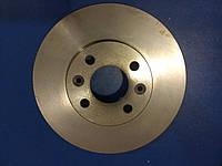"""Диск тормозной передний DACIA Logan (LS, MCV) 1.2-1.6 2004> (+ABS) (259x20.6) """"ASAM"""" 30137 - Румыния"""