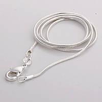 Цепочка стильная оригинальная нежная  -серебро 925 пр очень красивая
