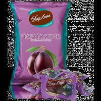 Конфеты Чернослив крем-молоко в шоколаде, Дар Лета, 200 г