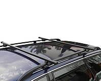 Багажник Фольцваген Кадди / Volkswagen Caddy 2010 - Maxi на рейлинги