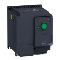 ATV320U55N4B Преобразователь частоты  Altivar 320 5.5 кВт 380В  3-ф.