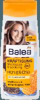 Balea шампунь для ослабленых волос мед и чиа 2in1 Kräftigung Shampoo + Spülung, 300 ml