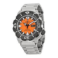 Чоловічі механічні годинники Seiko SRP315K2 Сейко годинник механічний з автоматичним і ручним заводом