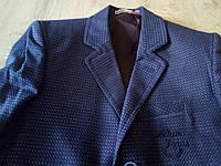 Детский пиджак для мальчика Школьная форма 11050 Турция