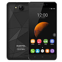 "OUKITEL C3 3G 5.0"" Android 6.0 1GB RAM 8GB ROM MTK6580 Quad Core 1.3 ГГц GPS WI-FI, фото 1"
