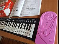Резиновое пианино