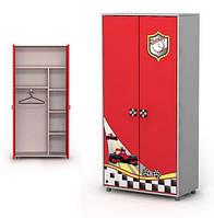 Двух дверный шкаф Driver