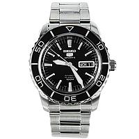 Мужские механические часы Seiko 5 SNZH55 Сейко часы механические с автоматическим заводом