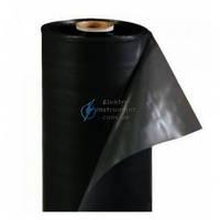 Пленка черная полиэтиленовая 50 мкм
