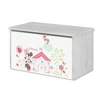 Ящик для игрушек Минни Маус Baby Boo 100054