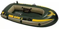 Надувная лодка Intex 68346 Seahawk