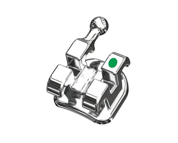 Металлическая брекет-система 3B Ortho MIM Mini Roth 022