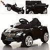 Дитячий електромобіль з м'якими колесами