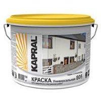 Kapral P10 1,4кг - Краска потолочная
