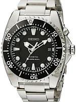 Мужские механические часы Seiko SKA371 Kinetic Сейко часы механические автокварц