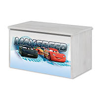 Ящик для игрушек Тачки Baby Boo 100056