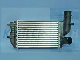 Радиатор интеркулера Peugeot Boxer 1994-2006 KEMP