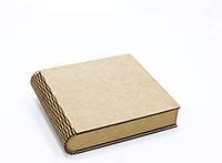 Шкатулка-книга на магните с 9 отделениями, заготовка