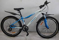 Cпортивный велосипед 26д PROFI XM261G бело-голубой
