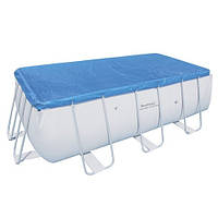 BestWay Тент для каркасных бассейнов 58232 404/412*201