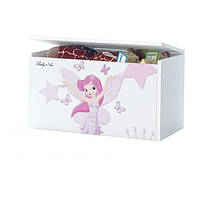 Ящик для игрушек Little Princess Baby Boo 100060