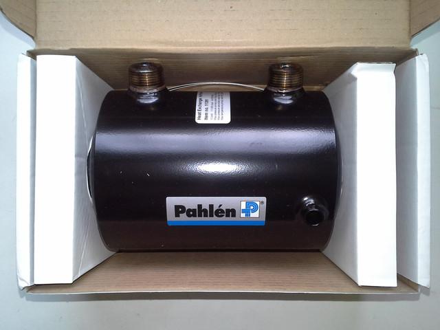 Теплообменник для бассейна Pahlen Hi–Flow HF 13 кВт