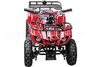 Квадроцикл бензиновый HL-E421F 49CC, красный
