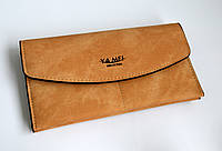 Женский модный кошелек из ткани цвет пудра