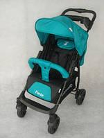 Детская прогулочная коляска CARRELLO Forte CRL-1408 GREEN