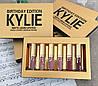 Набор Жидких Матовых Помад Kylie Jenner Birthday Edition