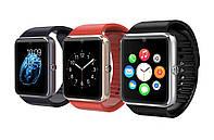 Умные смарт часы Smart WATCH GT 08 A1 с камерой, сим карта, карта памяти