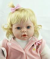Кукла реборн.Reborn Девочка. Мягкое тело