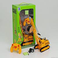Кран 6805 (12) р/у, аккум. батарея, в коробке