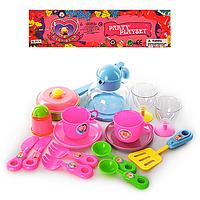 Игрушечная посудка,в сумочке,игрушечная кухня