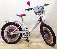 Детский велосипед 20 д. TILLY T-22027 Стюардесса