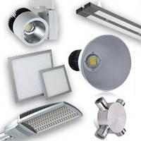 Светодиодные светильники для дома и офиса